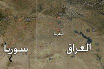 انفجار در مرز عراق و سوریه