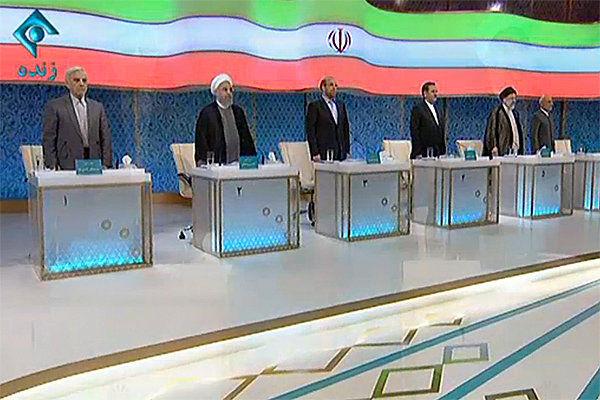 کدام کاندیداها امروز از رسانه ملی با مردم صحبت میکنند+جدول
