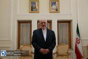 ظریف در کنگره ملی الماس های درخشان شرکت کرد