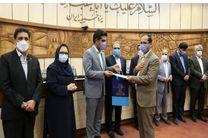 تقدیر شهردار و شورای شهر یزد از سازمان سیما، منظر و فضای سبز شهرداری