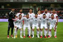 فهرست بازیکنان دعوت شده به تیم ملی فوتبال ایران