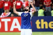 عمر خریبین بهترین بازیکن سال آسیا شد