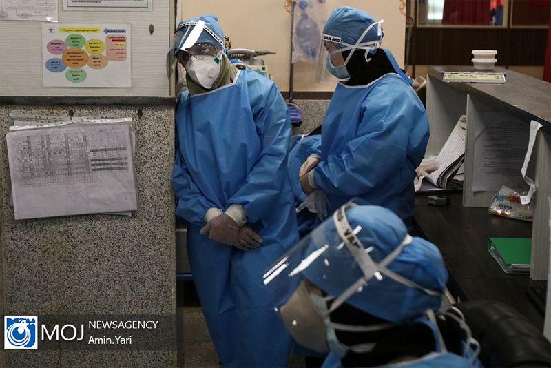 ابتلا بیش از ۶ هزار نفر از نیروهای کادر سلامت تهران به ویروس کرونا