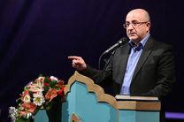مرادخانی به جشنواره تئاتر رضوی پیام داد