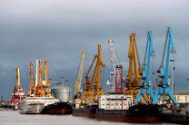 رشد ترانزیت کالاهای غیر نفتی در بنادر قشم