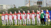 اعلام اسامی بازیکنان اعزامی به رقابتهای قهرمانی فوتبال دختران نوجوان آسیا