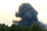 افزایش شمار مجروحین انفجار انبار مهمات در روسیه