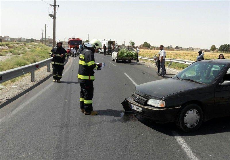 ۱۰۰ گلستانی بر اثر تصادف جان خود را از دست دادند