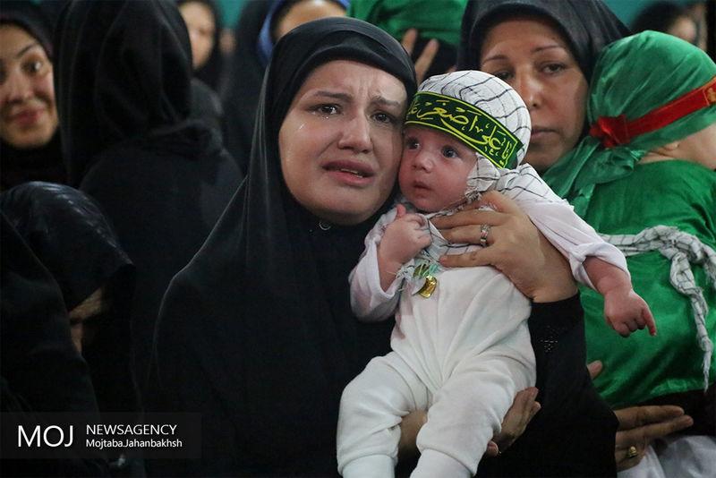 همایش شیرخوارگان حسینی در 21 بقاع متبرکه هرمزگان برگزار می شود