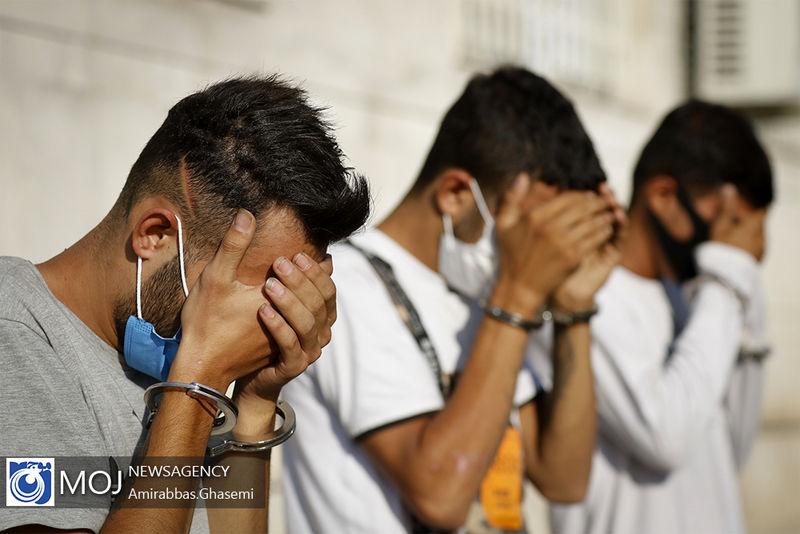 دستگیری باند 3 نفره سارقان منزل در اصفهان / اعتراف به 40 فقره سرقت