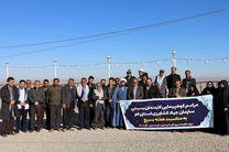 برپایی مراسم زیارت عاشورا در مسجد کوه خضرنبی