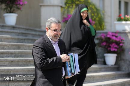 سیدمحمد بطحایی وزیر آموزش و پرورش