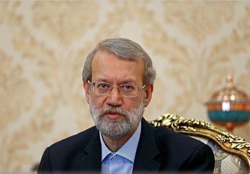 علی لاریجانی سخنران مراسم تشیع پیکر شهید حججی شد