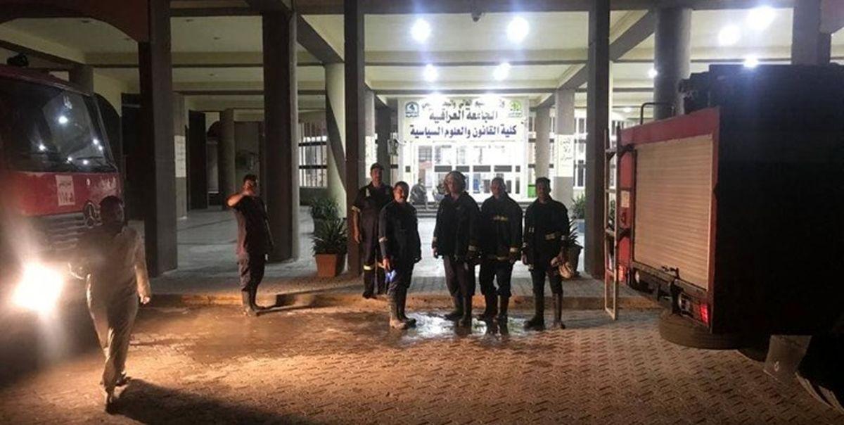 افزایش قربانیان انفجار در بیمارستان بغداد
