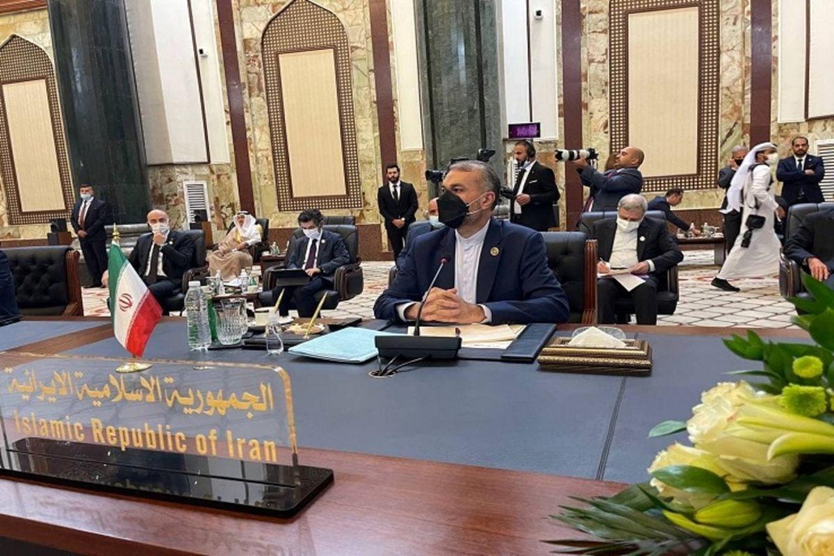 آمریکاییها عامل اصلی ناامنی در منطقه هستند/ ضرورت حمایت از ثبات و امنیت عراق