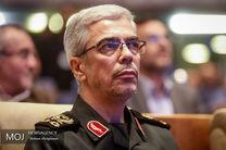 باقری درگذشت سردار فیض اردکانی را تسلیت گفت