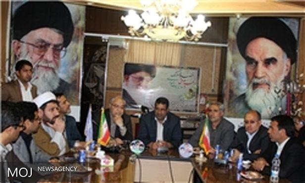 جلسه هیأت نظارت بر حفظ حقوق شهروندی دادگستری خوزستان برگزار شد