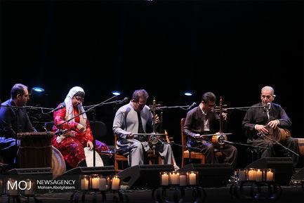 کنسرت گروه کامکارها