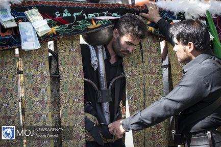 عزاداری ظهر عاشورای حسینی (ع) در سنندج