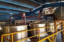 بازگشت کارخانه تولید هرمز الکل بندر در شهرستان حاجیآباد به چرخه تولید