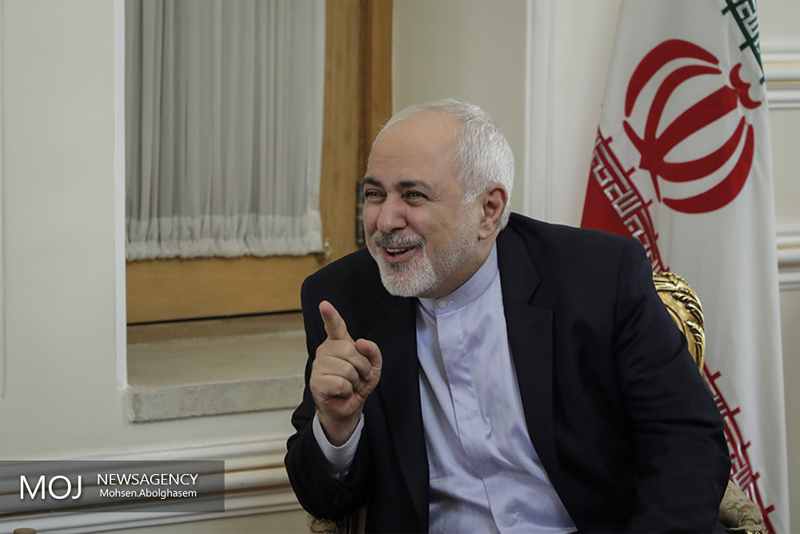 گفتوگوی اختصاصی ظریف با سیانان درباره مواضع ایران