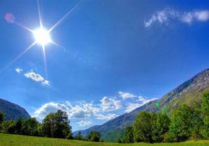 افزایش دمای هوای مازندران تا روز سه شنبه ۹ آبان ماه