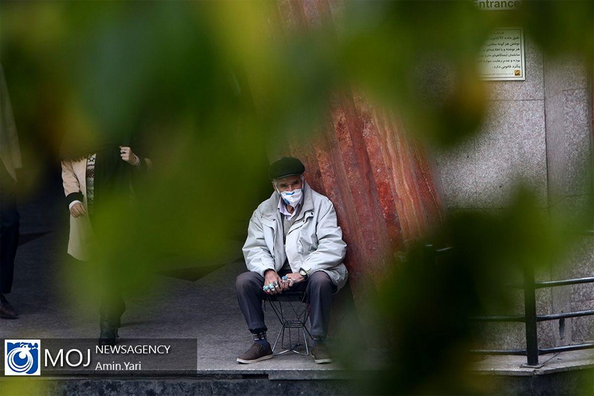 افزایش غلظت آلایندهها در برخی مناطق تهران