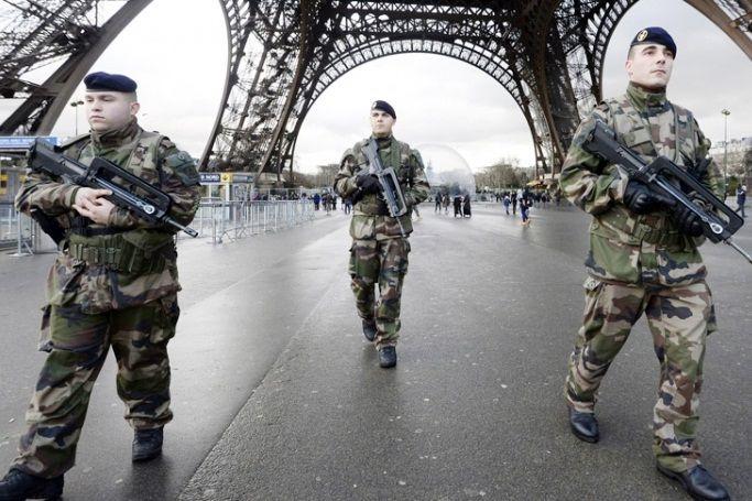 تدابیر بسیار شدید امنیتی در پاریس