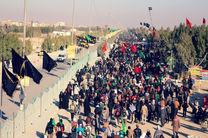 مصدومیت ۷ زائر ایرانی در تصادف تنومه عراق