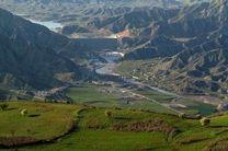 طرح شبکه آبیاری و زهکشی ناحیه عمرانی دوم سد خداآفرین افتتاح شد