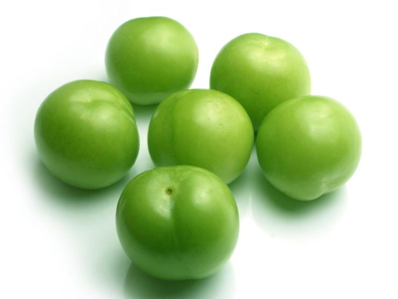 خواص گوجه سبز و تاثیر آن در بالا بردن سیستم ایمنی بدن/ آنتی اکسیدان تابستان