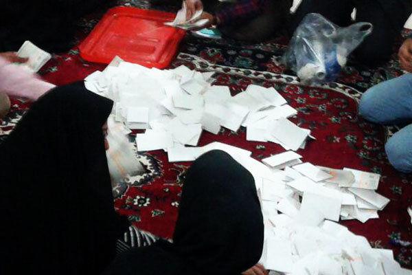 پیشتازی روحانی در انتخابات ریاست جمهوری در آذربایجان غربی