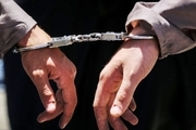 گرفتار شدن سارقین خودرو در چنگال عدالت
