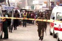 حمله انتحاری در «لاهور» 16 کشته و زخمی برجا گذاشت
