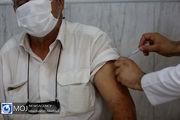راه اندازی مرکز واکسیناسیون در بازار تهران