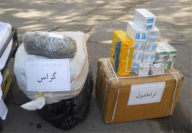 دستگیری عامل تهیه مواد مخدر در بابل