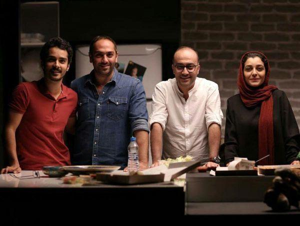 حجازی با اتاق تاریک به جشنواره فجر می آید