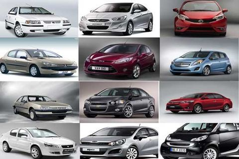 قیمت خودروهای داخلی 13 آبان 98/ قیمت پراید اعلام شد