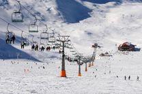 پیست اسکی شمشک از 22 بهمن مجدا بازگشایی میشود
