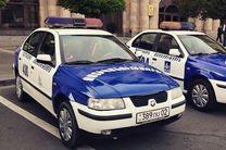 مردان مسلح مقر پلیس را در ایروان اشغال کردند