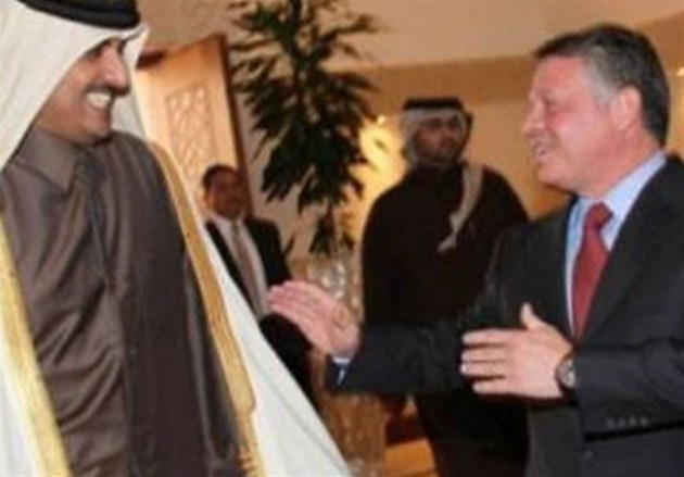 اردن: جنبش حماس را تروریستی نمیدانیم