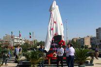 تندیس استاد شهریار در پارس آباد رونمایی شد
