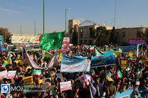 13 آبان امسال سیلی محکم ملت بزرگ ایران بر دهان استکبار جهانی بود