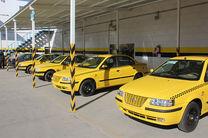 فرزند ایثارگران در صف دریافت تاکسی