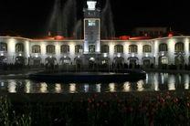 رشت اولین شهر شب های روشن کشور شد