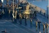 تصاویر بازداشت کودتاچیان ناکام + پل معلق بسفر حالت عادی گرفت / عکس