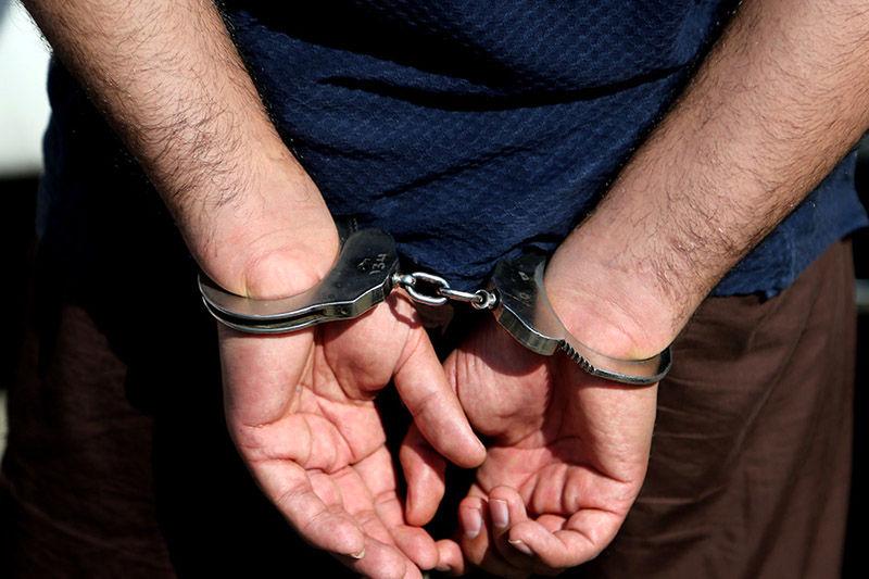 قاتل زن سپیداری خود را به پلیس تحویل داد