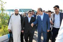 بهره برداری از 6 پروژه آب و فاضلاب در شهرستان رودان