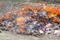 امحاء بیش از 14 هزار کیلوگرم مواد غذایی فاسد در اردبیل