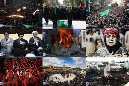 عکس منتخب هفته - ۱۶ تا ۲۲ شهریور ۱۳۹۸
